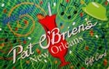 $10 Pat O's Gift Card for French Quarter (New Orleans)