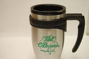 Metal  Thermal Coffee Mug