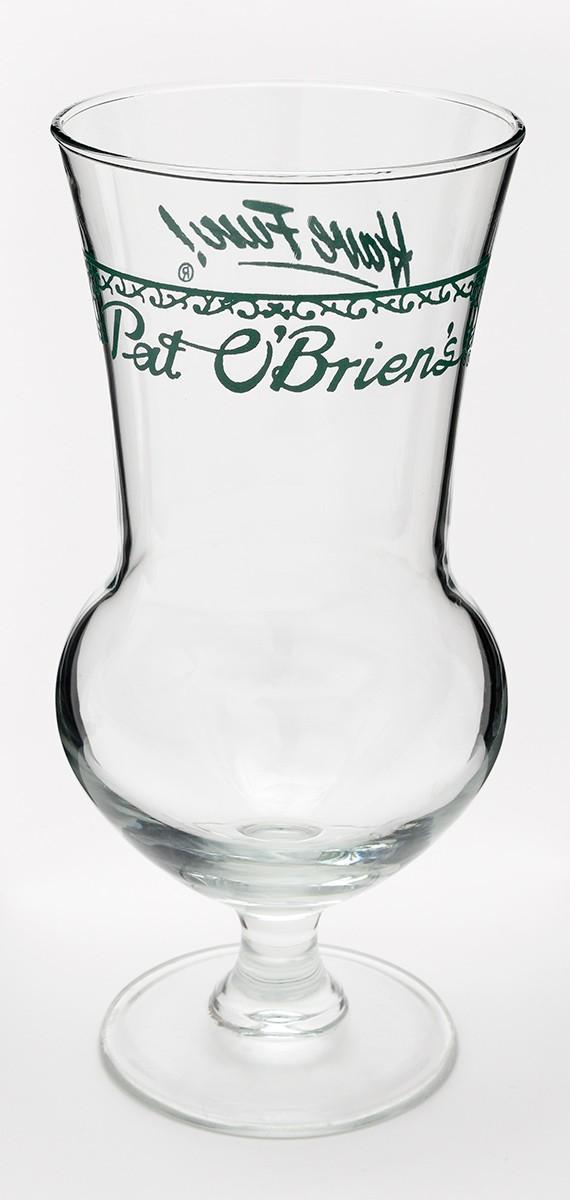 Fuzzy Leprechaun Glass