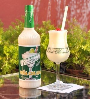 Pat O'Brien's - Pina Colada Mix