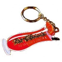 Hurricane Key Chain