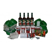 Pat O'Brien's Party Pack for 12 People (with Hurricane cups)