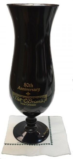 80th anniversary limited edition glass