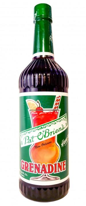 PAT O'BRIEN'S - Grenadine