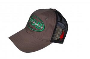 Grey Black Hat